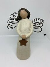 "DEMDACO Willow Tree Angel ""Angel of Light""  1999"
