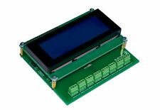 8 Channel Temperature Data Logger V2 -55...+125 C Bluetooth DS18B20 LCD2004