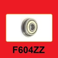 Flanged ball bearings F604ZZ   4*12*4 3D Printer