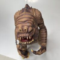 """Vintage Star Wars Power of The Force Rancor 11"""" Action Figure - Kenner 1998 S1"""