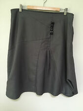 Blackstone dark grey skirt - size 16 - NWOT
