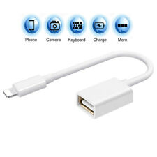 OTG Lightning to USB Camera Adapter Converter Cable For iPhone iPod iPad Pro