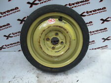 HONDA JAZZ 2002-2008 14 INCH SPARE SPACE SAVER STEEL WHEEL AND TYRE (357)