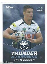 2015 NRL Traders Thunder & Lightning (TL 19 / 32 ) Adam DOCKER Panthers