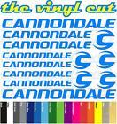 Cannondale T2 Die-cut decal / sticker sheet (cycling, mtb, bmx, road, bike)