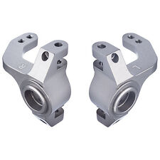 Aluminium Fusée de roue avant gauche droite titan pour Axiale EXO SPEED exo/2