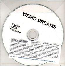 (CH373) Weird Dreams, Holding Nails - DJ CD