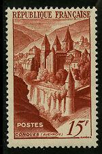 France  1947   Scott # 590   Mint Lightly Hinged