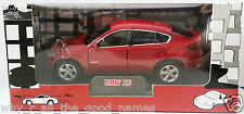 WELLY Auto Club BMW X6 Diecast Model Car 1:43 Pull Back Motor / Opening Doors