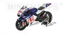 MINICHAMPS 122 093099 YAMAHA YZR M1 model bike Jorge Lorenzo MotoGP 2009 1:12th