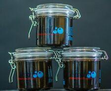 Genuine African Black Soap 450g Jar