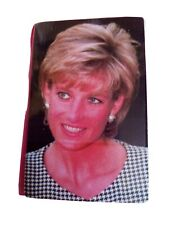UK Princess Diana phonecard new. In a black & White checked coat. Limited Editio