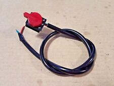 KILL STOP SWITCH, 01-120-13, Ski Doo Formula, Safari, Skandic, Tundra, Mirage
