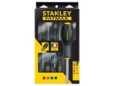 Stanley Fatmax® 7 Piece Parallel / Flared / Phillips Screwdriver Set 062627