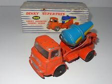 (W) dinky Albion Chieftain Cement Mixer - 960