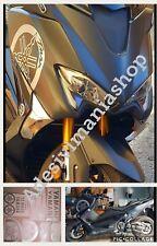 Kit adesivi Yamaha  TMAX 530, 2017 - ARGENTO