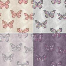 Arthouse Glitter Damask Wallpaper Rolls & Sheets