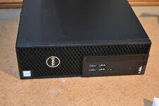 Dell Precision 3420 Workstation Xeon E3-1245 v5 3.5GHz 8GB 750GB HDD Windows 10