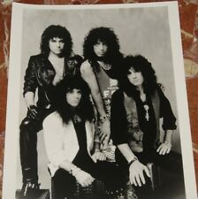 KISS  ORIGINAL PHOTO 1988