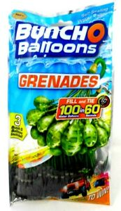 Bunch O Balloons Grenades 100+ water balloons filled in 60 seconds FREE SHIPPING