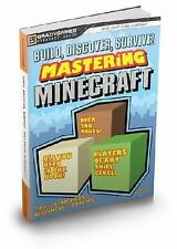 Mastering Minecraft : Tips & Strategies for Beginners and Experts by Brady Games