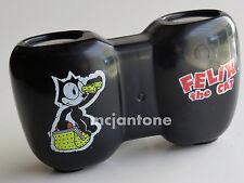 LOOSE Carl's Jr. 1999 Felix the Cat BINOCULARS TOY Binocular Spy Glass Eye WATCH