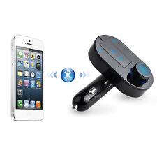 40 Car Kfz FM Transmitter mit TF USB Slot Bluetooth f iPhone Handy MP3 Player