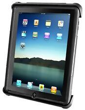 RAM Mount Tab-Lock Locking Cradle Fits iPad w/ LifeProof nuud & Lifedge Cases