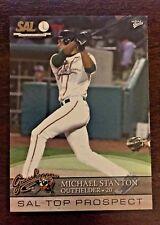 2008 Multi Ad Michael Stanton SAL Top Prospect Minor League Card (31 of 34)