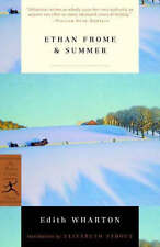 Ethan Frome and Summer: AND Summer by Edith Wharton (Paperback, 2001)