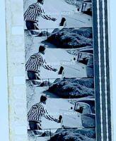 Advertising 16mm Film Reel - BARDAHL Added 307-11 (BD04)