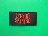HEAVY METAL PUNK ROCK MUSIC FESTIVAL SEW ON / IRON ON PATCH:- LYNYRD SKYNYRD (-)