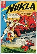 NUKLA #4 1966-DELL-STEVE DITKO ART-vf