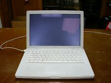 "Apple MacBook A1181 (2006) 13.3"" 2.0GHz 2GB RAM NO HDD/No AC- Parts Only White"