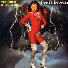 Thunder & Lightning - Dee D. Jackson CD DDERECORDS