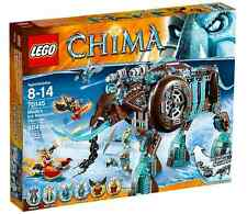 LEGO® Legends of Chima 70145 Maula's Ice Mammoth Stomper NEU OVP NEW MISB NRFB
