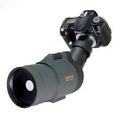25-75x 5500mm Telescope M42 for Nikon D3300 DF D5300 D610 D7100 D5200 Cameras
