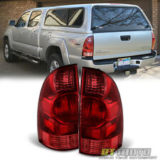 2005-2008 Tacoma Tail Lights Rear Brake Lamps Left+Right Replacement 05 06 07 08