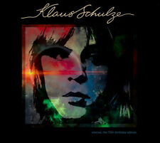 Klaus Schulze : Eternal: The 70th Birthday Edition CD (2017) ***NEW***