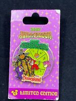 Disney Pin - DLR - Halloween 2007 - Chip and Dale LE 1000 57454