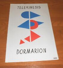 Telekinesis Dormarion Promo Poster 12x18