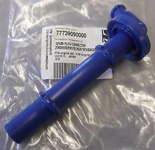 Genuino KTM EXC-F250 SX-F250 Ignición HT Bujía Tapa Azul 77739090000