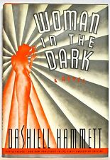 WOMAN IN THE DARK, by DASHIEL HAMMETT — KNOPF (1988) Intro. by ROBERT B. PARKER
