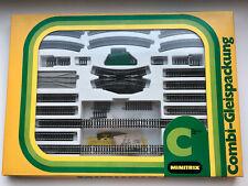Minitrix 51499510 Kombi-Gleispackung C Spur N
