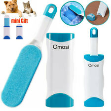 Pet Hair Remover Sofa Clothes Lint Cleaner Brush Reusable Dog Cat Fur Magic Tool