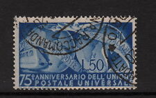 ITALY : 1949 U.P.U. Anniversary  SG725 used