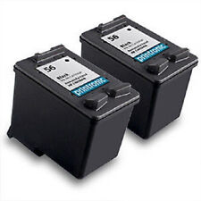 Recycled HP 56 Ink Cartridge C6656AN - PSC 1315 1317 1318 1350 2100 2110 2