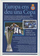 ORIG. prg UEFA Cup 2006/07 espanyol barcelona-werder bremen 1/2 Finale!!!