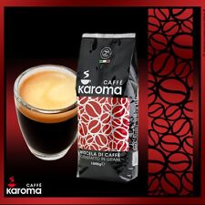 3/1Kg Italian Espresso Coffee Beans. Dark Roast Strong ) Whole Bean! Karoma!