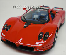MOTORMAX 73147 PAGANI ZONDA C12-S7.3 C12 S 7.3 1:18 DIECAST RED